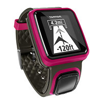 TomTom Runner heart rate monitor