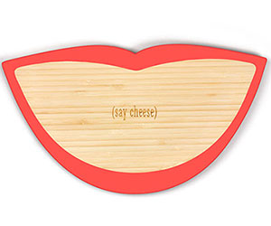 Fred & Friends Say Cheese Cutting Board