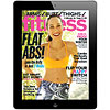 FITNESS Magazine January 2014 on the iPad