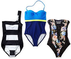 Tame Your Tummy swimsuits