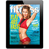 FITNESS Magazine July/August 2014 on the iPad