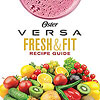 Versa1100 Fresh and Fit Recipe Book