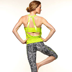 A Fast, Fun Workout: Yoga, Plyo, and Dance