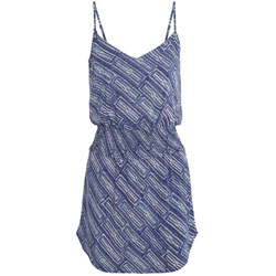 Vix Curacao Zoe Printed Jersey Dress