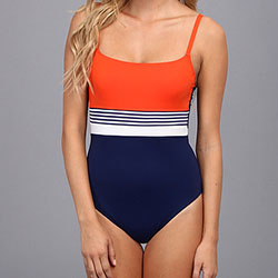 Blue Rod Beattie Swimsuit