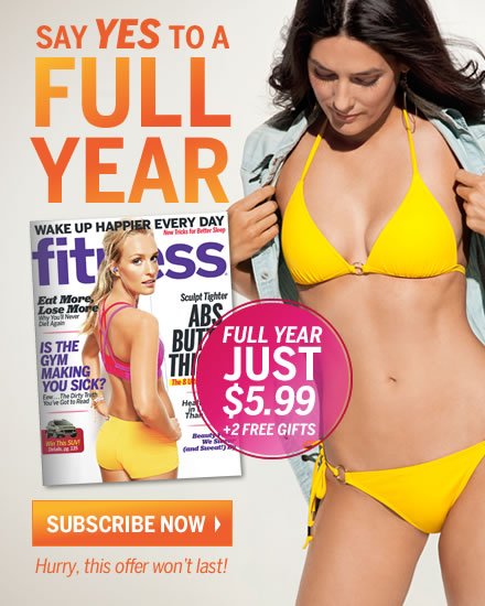 Weight-loss plans, video workouts, abs exercises, diet plans, beauty tricks, and health advice