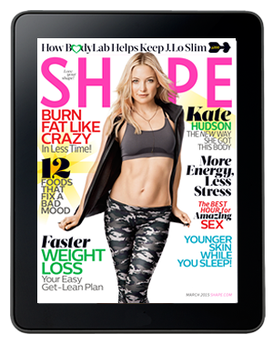 Shape Magazine Digital FAQs