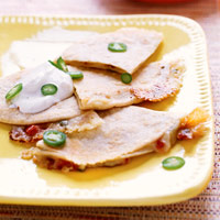 Texas-Style Quesadillas