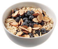 Blueberry & Toasted Almond Muesli