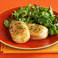 Orange-Cilantro Chicken