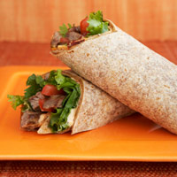 Chipotle Beef Wrap