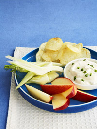 Creamy Dijon Mustard Dip