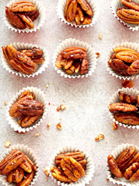 Smoky Pecans