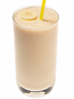 Peanut Butter & Banana Smoothie | Fitness Magazine