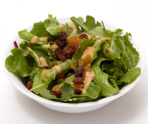 PB&G Salad, healthy salad recipes, green salad recipes, best salad recipes, easy salad recipes