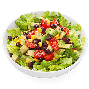 Fiesta Bowl Salad, healthy salad recipes, green salad recipes, best salad recipes, easy salad recipes