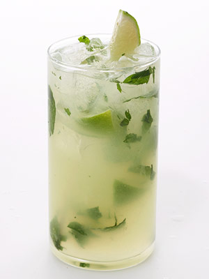 Mojito Makeover Cocktail