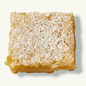 Lemon Squares Cookies
