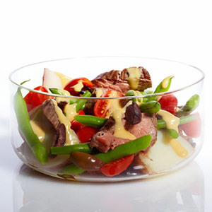 Steak Nicoise