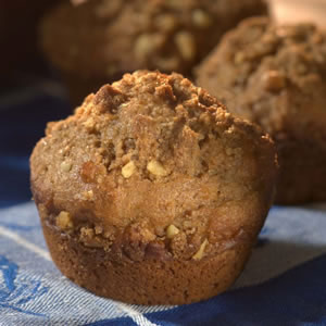 Spiced Apple Cider Muffins