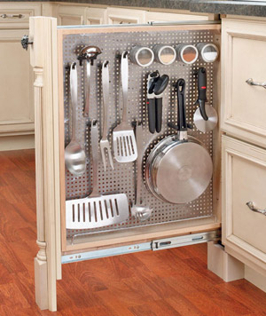 Pullout Storage