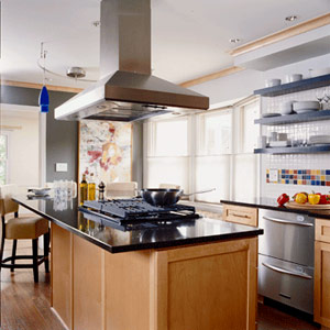 kitchen island vent hood kitchen design photos