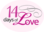 14 Days of Love Logo