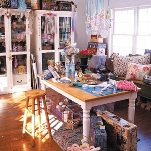 Paganelli's Craft Studio Overview