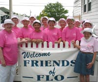 Breast Cancer Group Photo