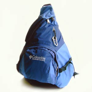 Columbia Blue Backpack