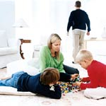 Dec2004CTMBS_Family in White living room