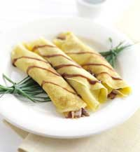 Dinner Crepes