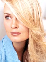 Healthy Hair Handbook_Woman with blonde hair