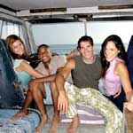 2 couples in RV