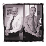 Dr. Frank E. Speizer and Dr. Walter C. Willett