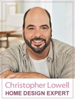 Christopher Lowell, Home Design Expert