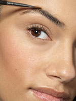 defined brows step 3