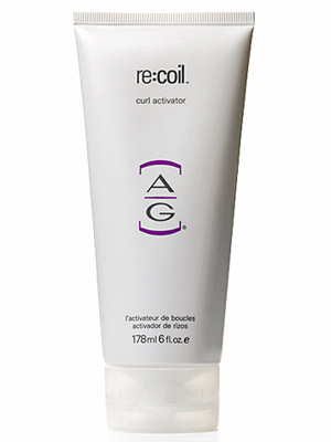 AG Hair Cosmetics re:coil Curl Activator