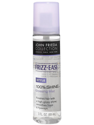 John Frieda Collection Frizz-Ease 100% Shine Glossing Mist