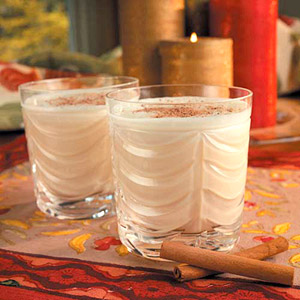 Elegant Egg Nog