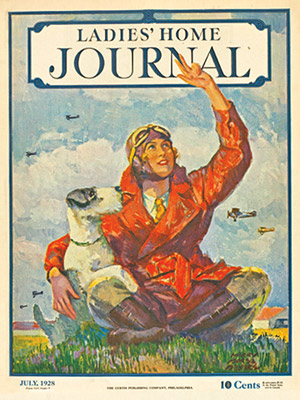 July 1928 Cover