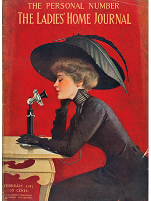 February 1912 Cover