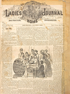 ihj.com tryahairstyle. December 1883 Cover