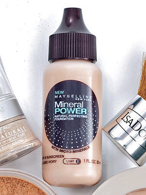 Maybelline Mineral Power Liquid Foundation