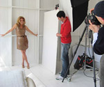 Behind the scenes with Kathie Lee Gifford