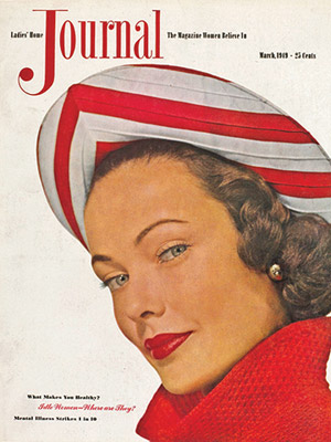 March 1949 cover