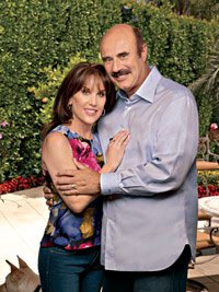 Dr. Phil and Robin McGraw