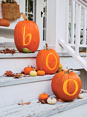 Boo Welcome Sign