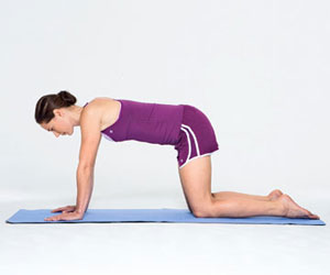 Back exercise 1A