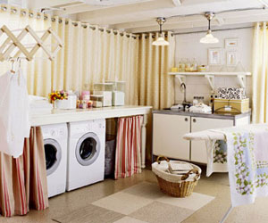 laundry room